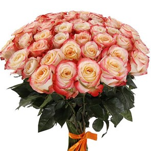 Букет роз Кабаре