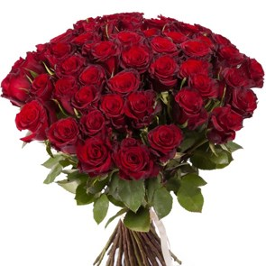 Букет роз Ред Париж