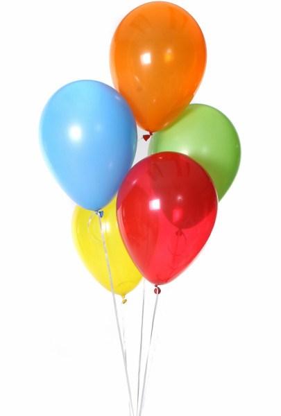 Пять воздушных шаров - фото 7000