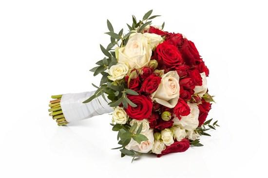 Букет невесты Аврора - фото 7367