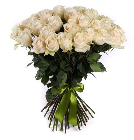 Букет 51 роза Венделла - фото 7798
