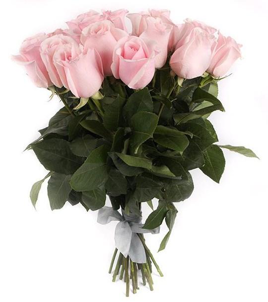 Букет 25 роз Титаник - фото 7995