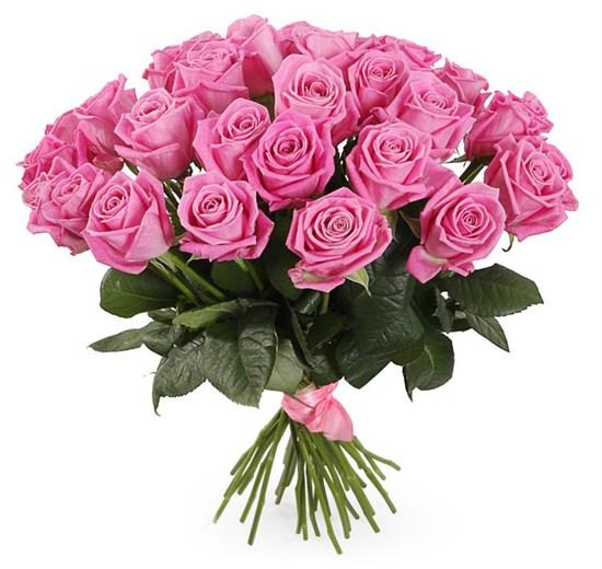 Букет 35 роз Аква - фото 8023