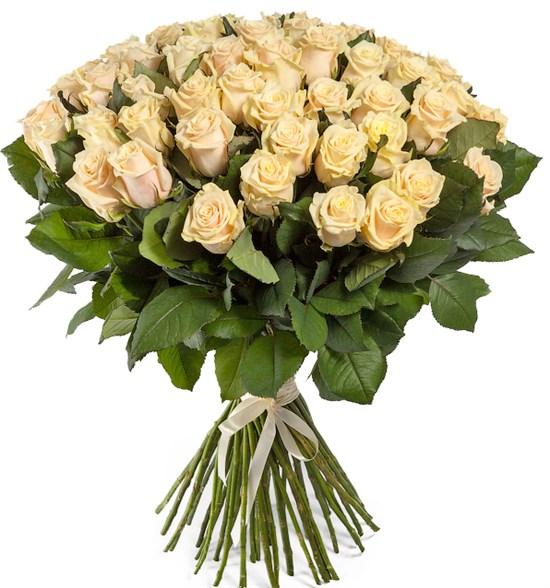 Букет 51 роза Талея - фото 8278