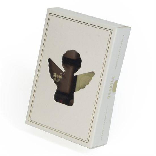Счастье, набор из шести шоколадных конфет - фото 8618