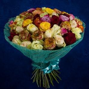 Букет 57 роз