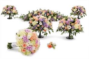 Свадебный комплект Нимфа (люкс)
