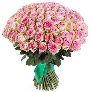 Букет 101 роза Эсперанс
