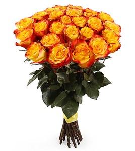 Букет 25 роз Хай Еллоу