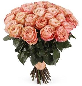 Букет 35 пионовидных роз Кахала
