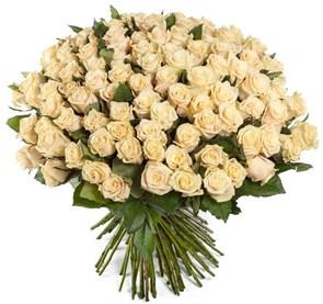 Букет 101 роза Талея