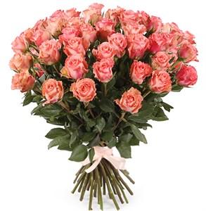 Букет 39 роз Дуэт Классик