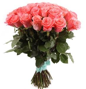 Букет 51 роза Амстердам