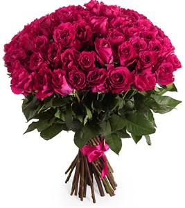 Букет 51 роза Мами Блю