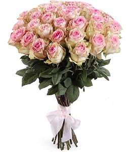 Букет 51 роза Эсперанс
