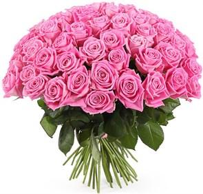 Букет 71 роза Аква