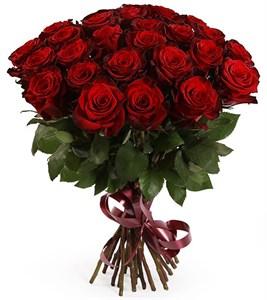 Букет из 25 красных роз Ред Париж