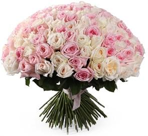 Букет Любовный нектар 151 роза О'Хара