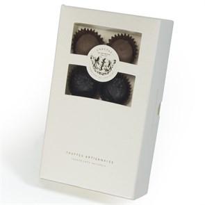 Счастье, набор из восьми трюфелей в шоколадной капсуле