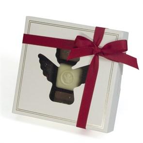 Счастье, набор из девяти шоколадных конфет