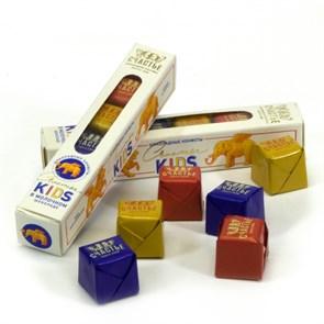 Счастье KIDS - 6 конфет в молочном шоколаде