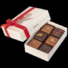 Счастье - домашний шоколад, 6 шт