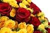 Букет Сладкие грезы, 60 роз микс - фото 6969