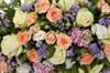 Свадебный комплект Нимфа (люкс) - фото 7360