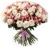 Букет из роз Трепетное чувство - фото 8396