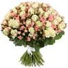 Букет Романтический вечер, 101 роза - фото 8458