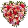 Букет Яркая любовь - фото 8583
